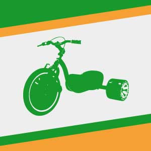 Mobilny tor drift trike-drift-trike
