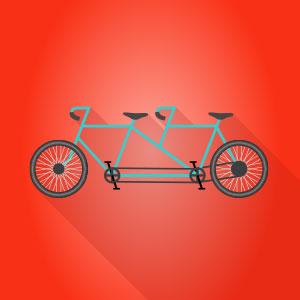 podłączyć rower tandemowy strona randkowa bajgle